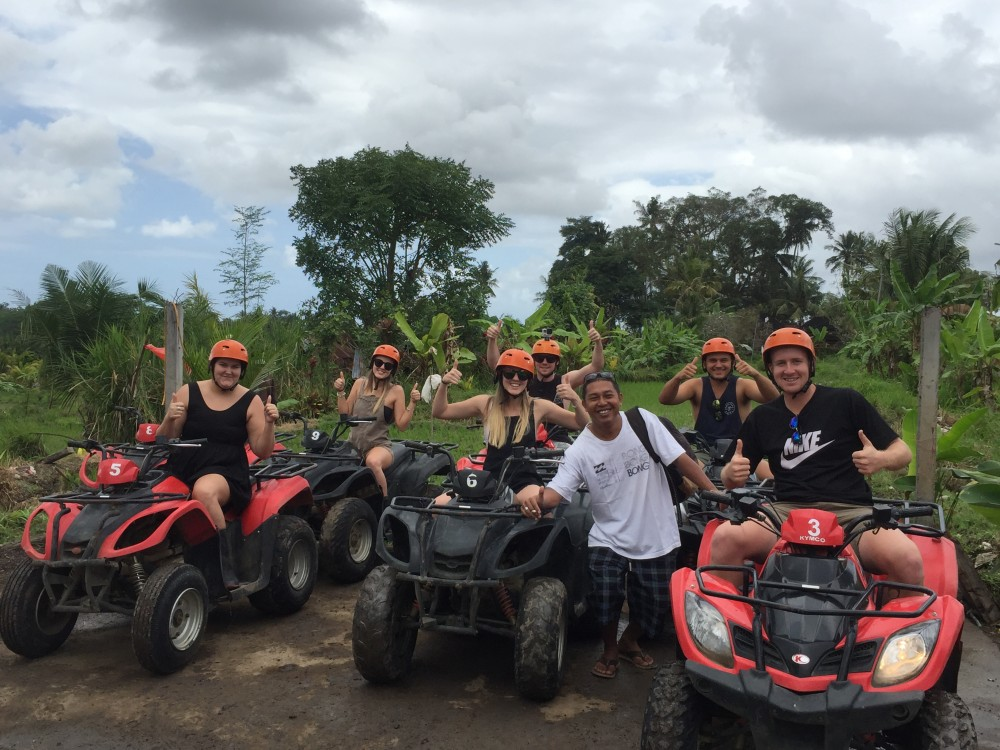 bali atv and white water rafting guide 2018