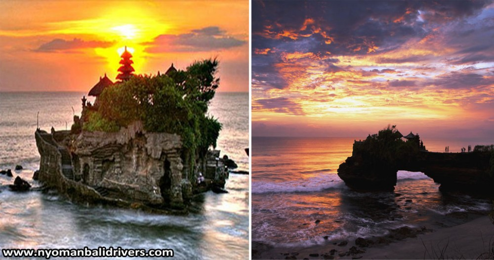 Cheap Bali Private Driver and Transport to Tanah Lot Tour