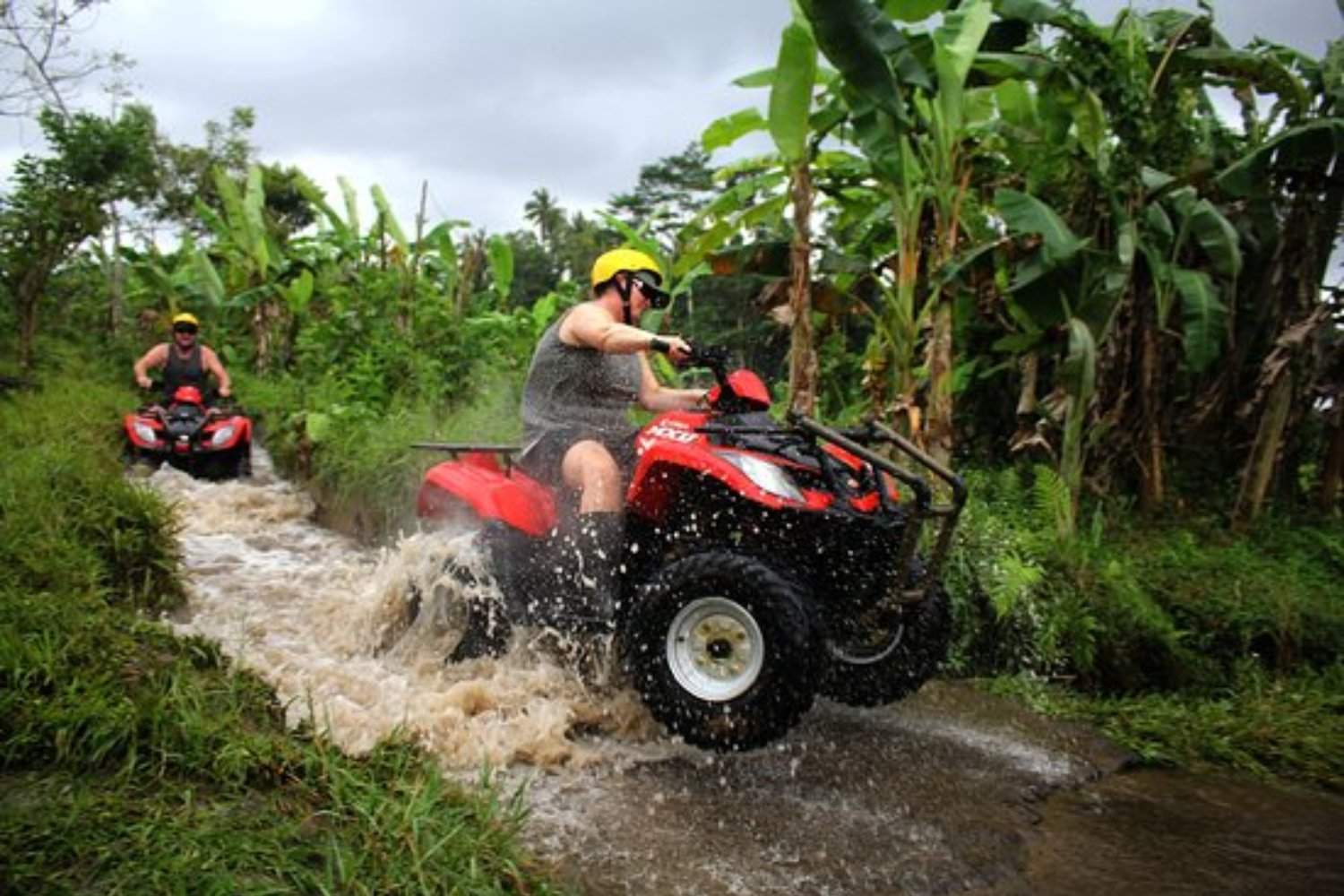 ATV Adventure in Ubud