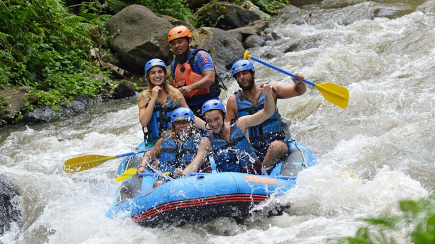 Rafting Adventure in Ubud